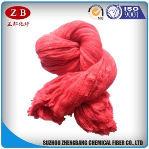 60d Black White Red Colored Polyester Tow