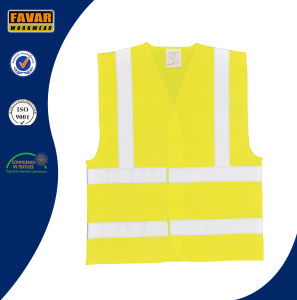 Transport Police 100% High Visibility Reflective Safety Vest