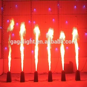 Color Flame Projector DMX512 Color Fire Machine, Special Effect Flame Projector pictures & photos