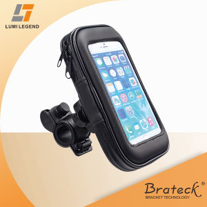 Mobile Phone Bicycle Handlebar Mount Case (pH9-1)