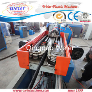 16-63mm PVC Single Wall Corrugated Pipe Production Line pictures & photos