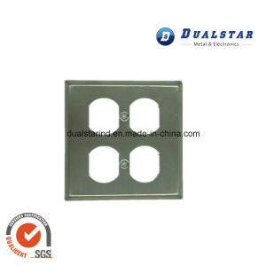 Smart Wall Switch Metal Wall Switch Cover pictures & photos