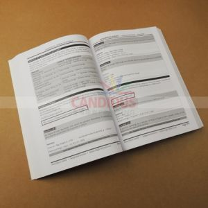 Quality Students Book Printing Catalog Booklet Brochure Printing Low Cost pictures & photos