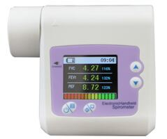 Hot Selling Check Lung Condition Spirometer with Ce ISO pictures & photos
