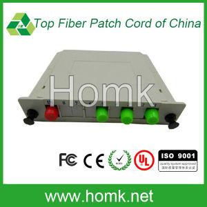 Lgx Type Splitter 1*4 PLC Splitter pictures & photos