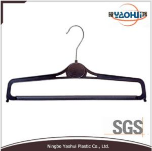 Plastic Trouser Hanger with Metal Hook for Display (35.5cm) pictures & photos