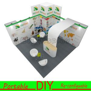 Top Qualityexhibition Booth DIY Reusable Versatile Aluminum Dispiay Exhibition Booth pictures & photos