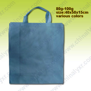 Environmental-Friendly Nonwoven Promotional Shopping Bag pictures & photos