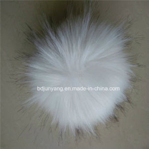 Fake Raccoon Fur Balls for Decoration Hot Selling pictures & photos