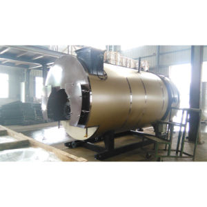 Horizontal Oil or Gas Fired Condensing Steam Boiler pictures & photos
