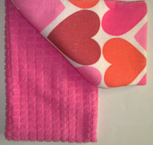 Microfiber Household Cleaning Cloth pictures & photos