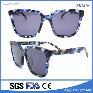 Popular Tortoise Full Frame Sunglasses with Quality Eyeglass Lens pictures & photos