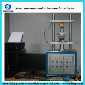 Servo Motor Insertion and Extraction Force Tester pictures & photos