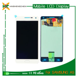 Wholesale Mobile Phone LCD Touch Screen for Samsung A5 pictures & photos