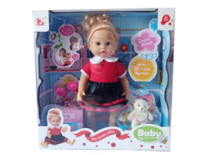 16′′ Baby Doll Toy for Girl (H3535062) pictures & photos