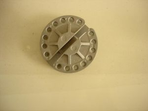 Zamak Die Casting of Clamp Fittings pictures & photos