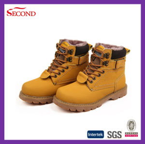 Brown Safety Shoes for Winter pictures & photos