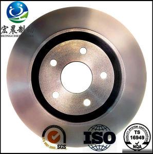 Auto Discs Brake Rotor for Chevrolet ISO9001