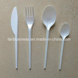 Ly Disposable Plastic Cutlery (LY-DX06) pictures & photos