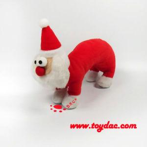 Plush Christmas Santa Ring Rattle pictures & photos