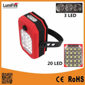 Lumifre-B71 Hight Quality Products 20SMD+3LED LED Working Light pictures & photos