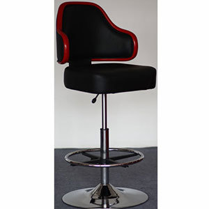 New Models PU Leather Casino Chairs with Round Base (FS-G113) pictures & photos