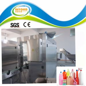Automatic Complete Detergent Filling Capping Machine pictures & photos