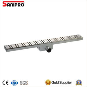 CE Approval Linear Drain Ss304 Floor Drain pictures & photos