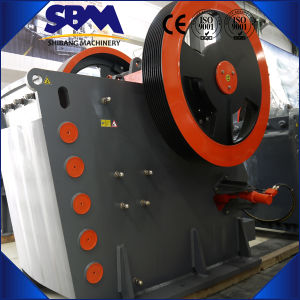 Sbm Ce Certification Pew Series Stone Jaw Crusher Machine Price, Stone Crushing Plant pictures & photos