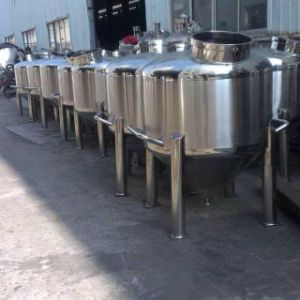 Ss316L Ss304 Stainless Steel Fermentation Tank pictures & photos