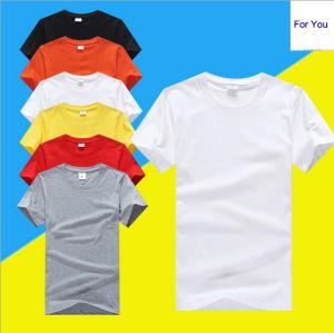 Cheap Customize Small Quantity Personalized Cotton Men Plain T Shirt pictures & photos