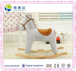 Plush Rocking Horse Toys for Kids pictures & photos