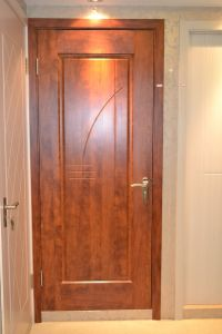 Three-Dimensional PVC Film MDF Door pictures & photos