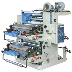 Most Welocome 2-Color Flexographic Printing Machine