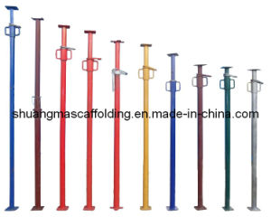 Formwork Steel Scaffolding Shoring Props for Construction Support Project pictures & photos