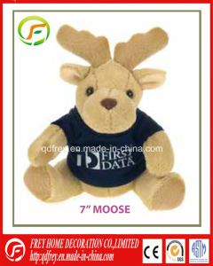 OEM Manufacturer of Plush Moose Toy for Advising Toy pictures & photos