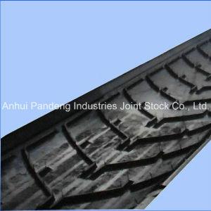 Cema/DIN/ASTM/Sha Standard Chevron Pattern Rubber Conveyor Belt pictures & photos