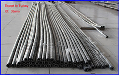 Flexible Rubber Hose for Refuse Processing Plant pictures & photos