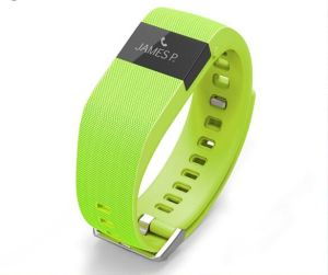 Fashion OLED Smart Fitness Sync Tw64s Heart Rate Monitor Bracelet pictures & photos
