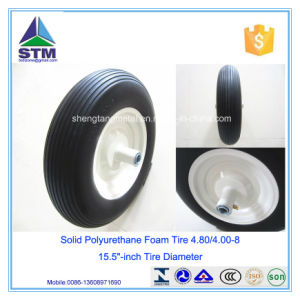 Pneumatic Wheel with High Quality 4.80/4.00-8 pictures & photos