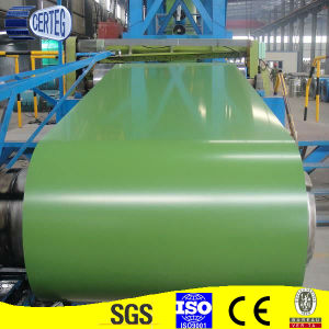 Q235 Golden Galvanized Steel Coil Manufacturers pictures & photos
