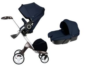 2016 New 3-in-1 Baby Stroller pictures & photos