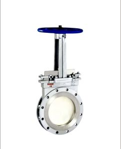 Flanged/Cast Steel/ Stainless Steel Knife Gate Valve pictures & photos