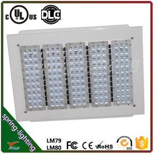 UL (E476588) Dlc Listed LED Canopy Light 150W /Recessed Gas Station LED Canopy Lights
