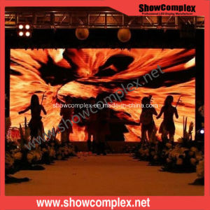 P8 Outdoor Rental LED Display Screen for Stage pictures & photos