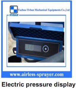 Airless Spray Pump for Painting pictures & photos