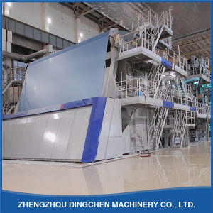 2400mm Paper Production Line Printing Paper Copy Paper Making Machine pictures & photos