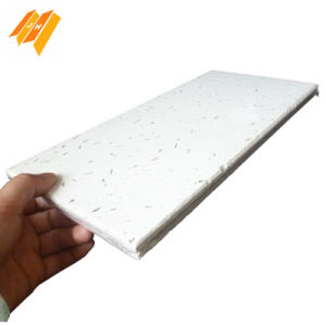 Concealed Fissured Mineral Fiber Ceiling Panels (2′*2′14mm) pictures & photos