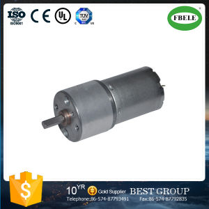Micro Gear Reduction Motor Low Noise Reduction Pony of DC Motor, Mini Micro Motor, Small Gear Motor, Brush Motor pictures & photos