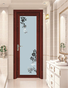 China Superior Aluminum Casement Door pictures & photos
